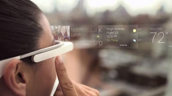 Google Glass İş Kullanımı