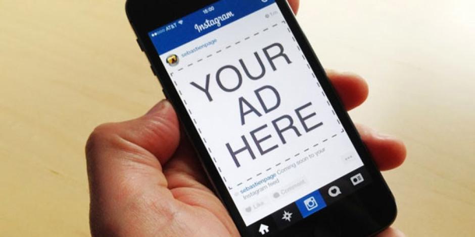 Instagram Reklamlarının %5'i Beğeniye Dönüşüyor