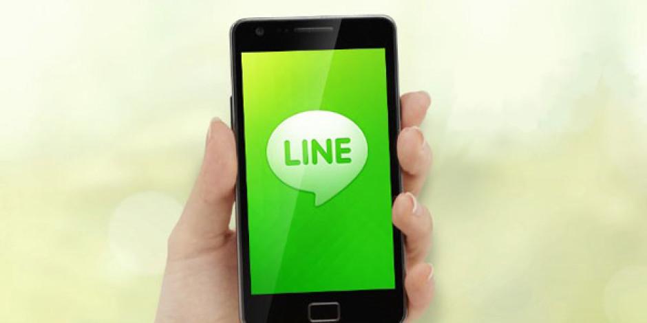 300 Milyon Kullanıcıya Ulaşan Line, Twitter'dan Daha Hızlı Büyüyor