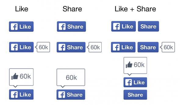 Like ve Share Embed