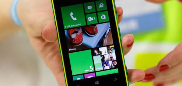 Windows Phone İlk Kez Bir Avrupa Pazarında iOS'u Geride Bıraktı