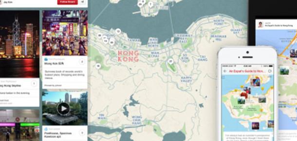 Pinterest Yeni Yer Pinleriyle Seyahat Pazarına Açılıyor