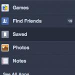 Saved-Facebook