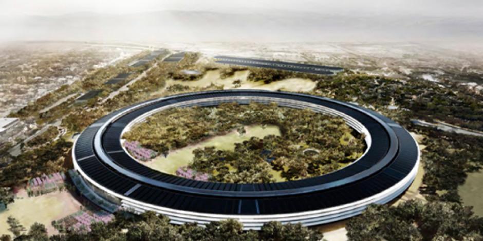 Apple'ın Yeni Yerleşkesi Campus 2'nin İç Mekan Görüntüleri [Galeri]