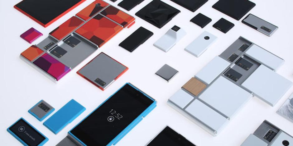 Motorola, Modüler Akıllı Telefon İçin İlk Adımı Attı