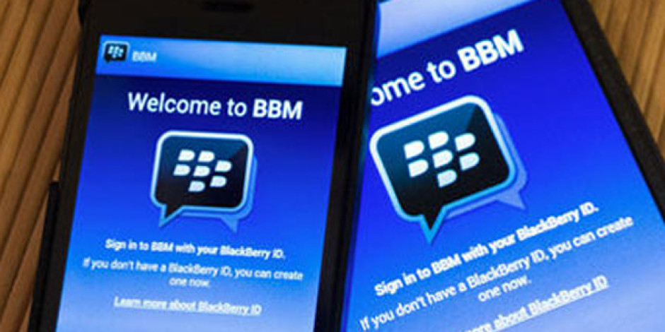 BBM, Önemli Pazarlarda Whatsapp ve Snapchat'i Geride Bıraktı