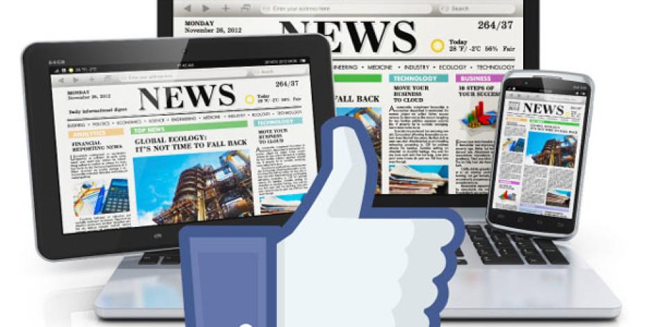 Facebook'un Yayıncılara Yönlendirdiği Trafik Son 3 Ayda %70 Arttı