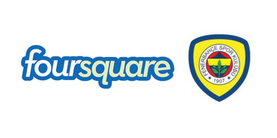 Ezeli Rekabet Foursquare'de: Derbide Check-In Yapana Fenerbahçe Rozeti