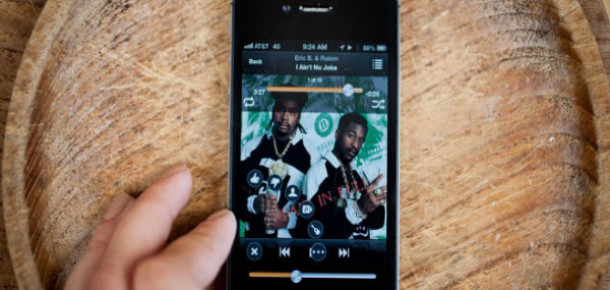 Google Play Music Uzun Bir Bekleyişin Ardından iOS'ta