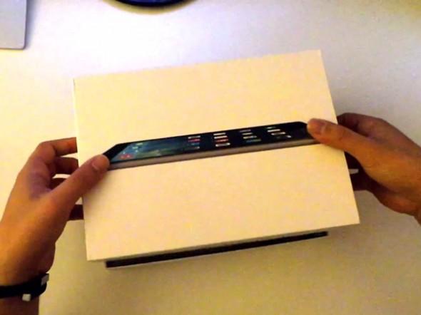 iPad Air'ı Kutusundan Çıkarıyoruz [Video]