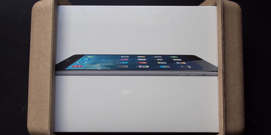 Piyasadaki En İyi Küçük Sınıf Tablet: iPad mini Retina [İnceleme]