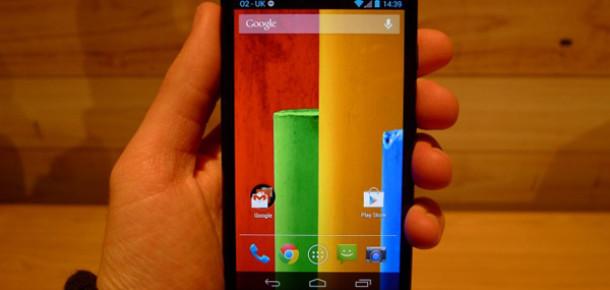 Motorola'dan Avrupa Pazarı İçin 179 Dolarlık Akıllı Telefon: Moto G