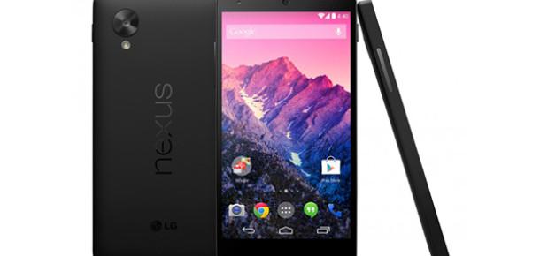 Android 4.4 KitKat ve Nexus 5 Resmi Olarak Tanıtıldı
