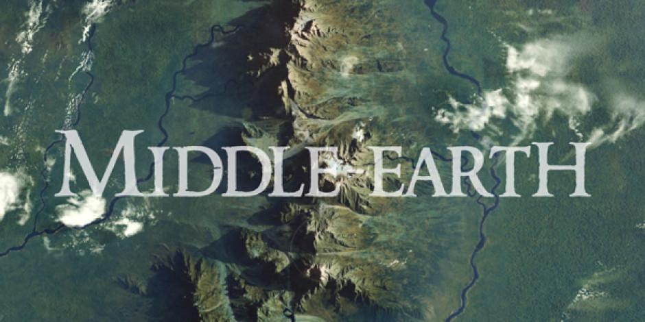 Google'dan İnteraktif Orta Dünya Haritası