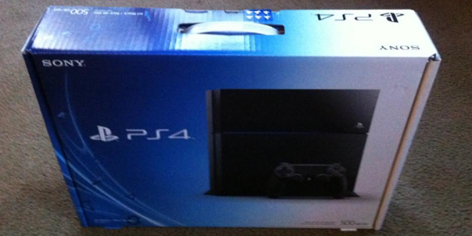 PlayStation 4'ü Kutusundan Çıkardık [Video İnceleme]