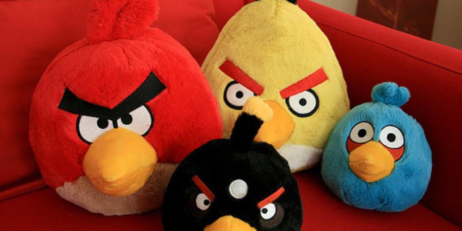 Başbakan Erdoğan, Angry Birds'ün Yaratıcısı Rovio'yu Ziyaret Edecek