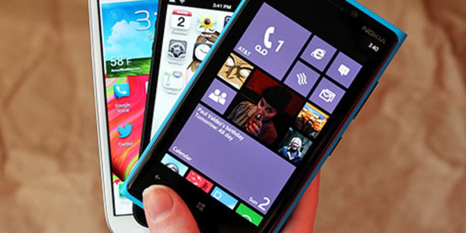 2013'te Akıllı Telefon Fiyatları %13 Düştü, Satışlar İse 1 Milyar Yolunda