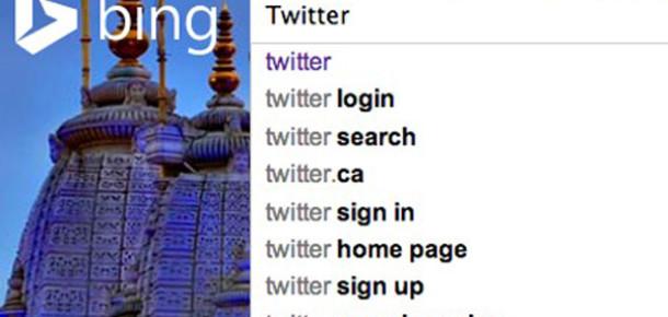 Bing, Arama Sonuçlarında Tweet'leri Göstermeye Devam Edecek