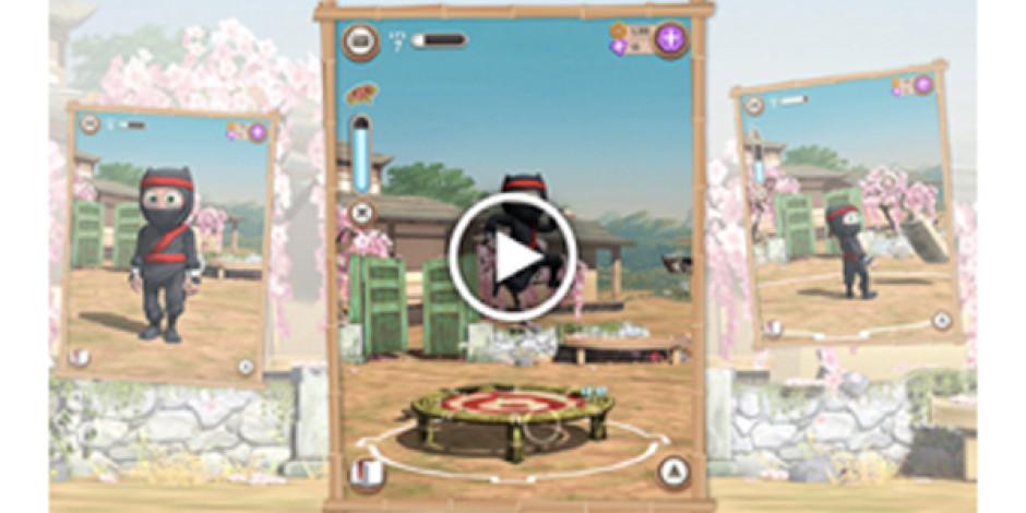 App Store'da Videolu Tanıtım Dönemi Clumsy Ninja İle Birlikte Başladı
