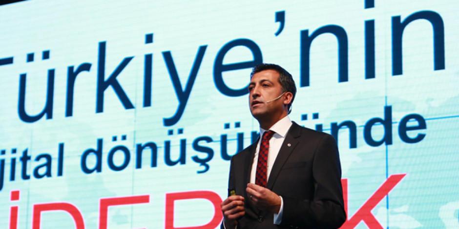 Vodafone Türkiye'deki Dijital Dönüşüm Hareketi İçin Düğmeye Bastı