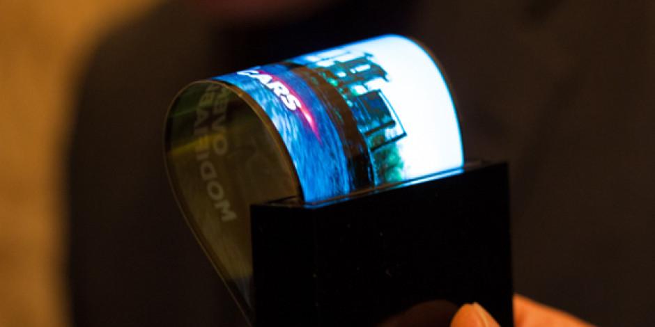 Samsung'dan Akıllı Telefonlar İçin Üç Taraflı Katlanabilir Ekran Projesi