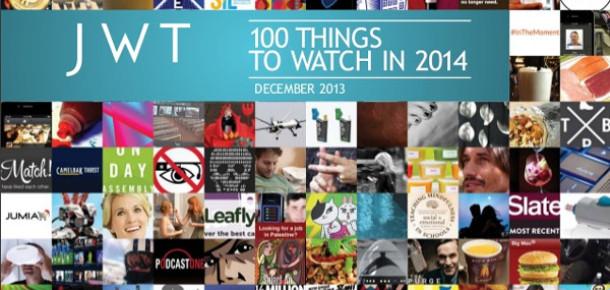 2014'te Mutlaka Takip Etmeniz Gereken 100 Şey