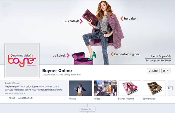Boyner Online