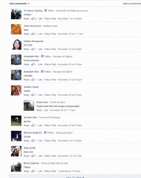 Coca Cola sosyalmedya.co Facebook yorumlari