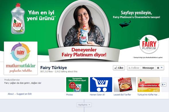 Fairy Turkiye