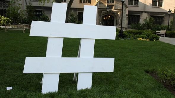 Hashtag-