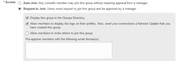 LinkedIn-Grup-Ayarları