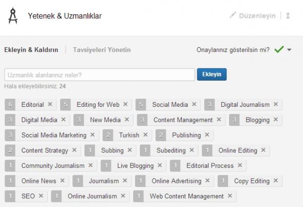LinkedIn-Yetenek-Kaldirma