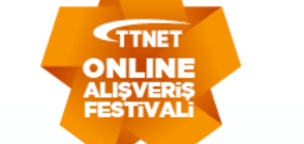 TTNET'ten Özel İndirimleriyle Online Alışveriş Festivali