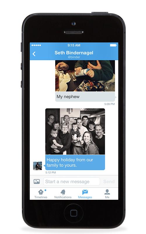 Twitter-Direkt-Mesaj