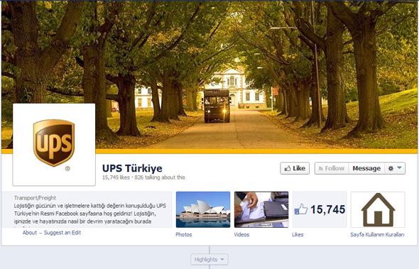 UPS Turkiye