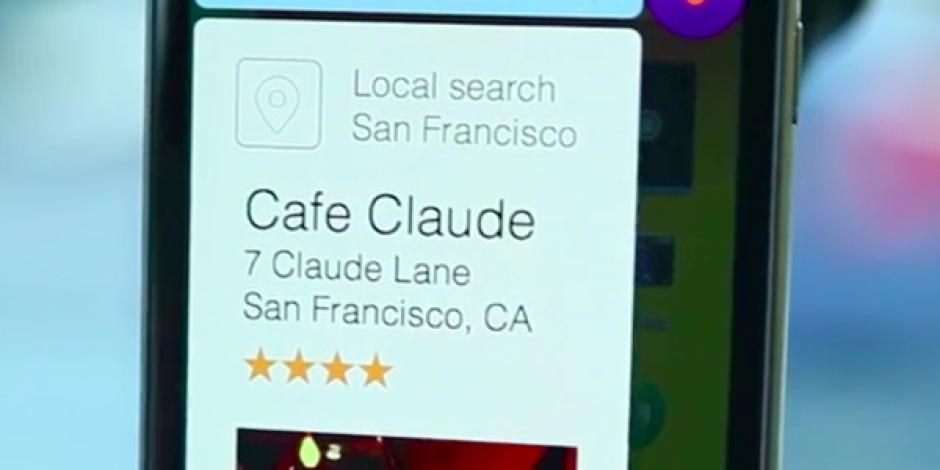 Yahoo'dan Siri'ye Rakip Asistan Uygulaması