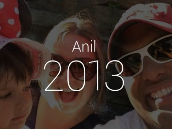 anilGoogle+'ta 2013'ün Özeti Kullanıcıların Videolarından Oluşacak