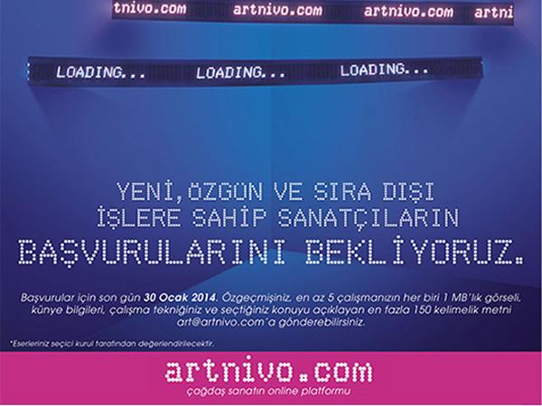 Sanatçıları Sanatseverlerle Buluşturan Online Galeri: Artnivo