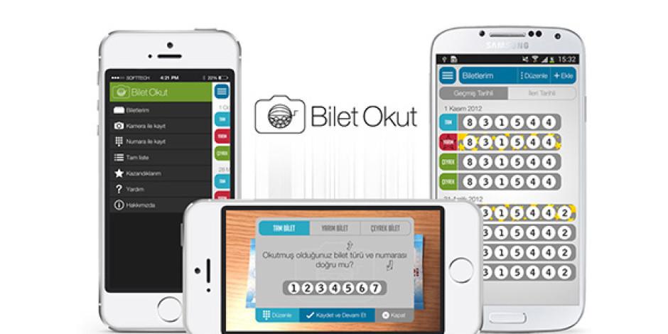 Bilet Okut: Milli Piyango Çekiliş Sonuçlarını Akıllı Telefonunuzdan Öğrenin