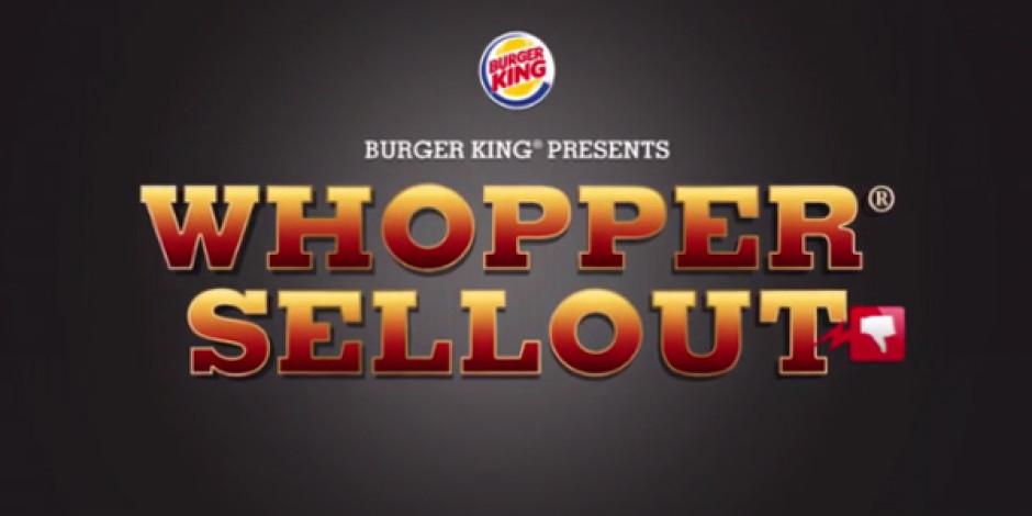 Burger King Norveç'ten Cesur Sosyal Medya Stratejisi