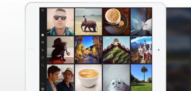 Instagram'ı iPad'e Getiren Mobil Uygulama: Flow
