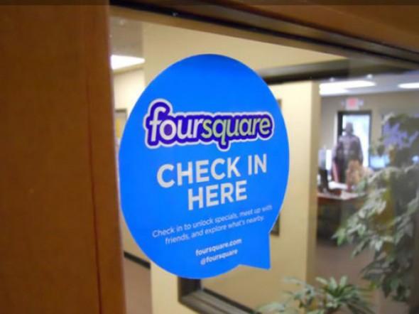 Foursquare 2013'ü 35 Milyon Dolarlık Yatırımla Kapatıyor