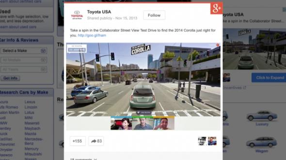 Google+ Reklam