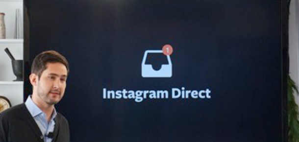 Instagram Özel Mesaj Gönderme Özelliği Direct'i Tanıttı