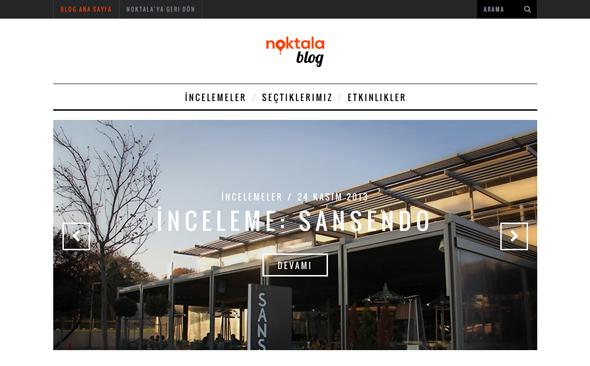 Noktala Blog