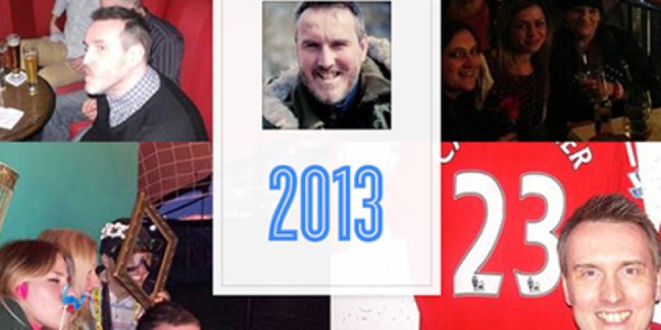 Facebook'tan 2013'ün Kısa Bir Özeti