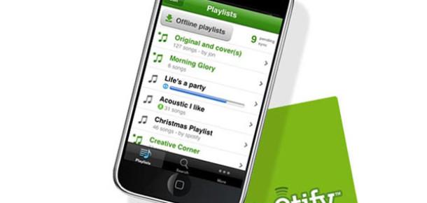 Spotify, Ücretsiz Müzik Dinleme Özelliğini Mobile Taşıyor