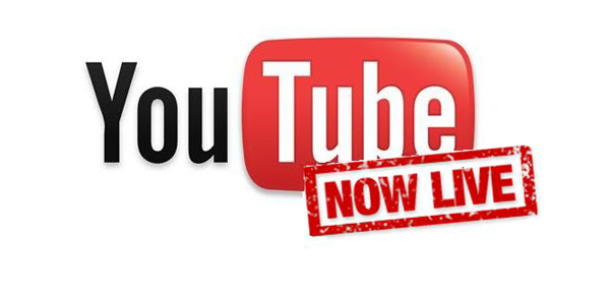 YouTube Canlı Yayın Yapma Özelliğini Tüm Kanal Sahiplerine Açtı