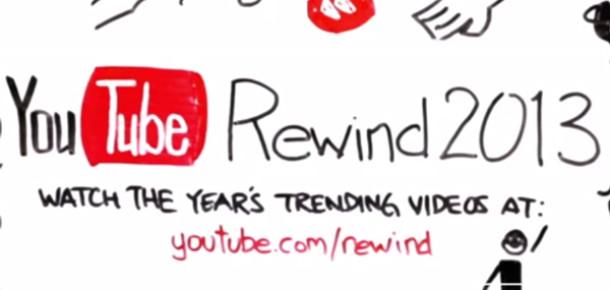 YouTube 2013'e Popüler Videoların Parodisi İle Veda Ediyor