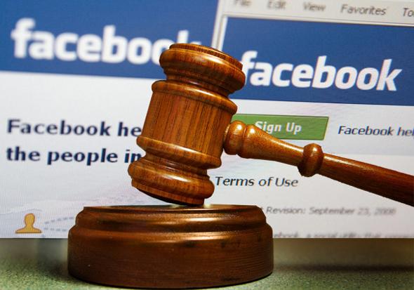 Facebook Kişisel Bilgileri Sattığı Gerekçesiyle Mahkemelik Oldu